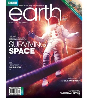 BBC Earth (Bi-monthly)