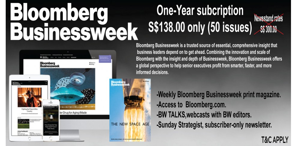 Bloomberg Businessweek (Weekly) Singapore